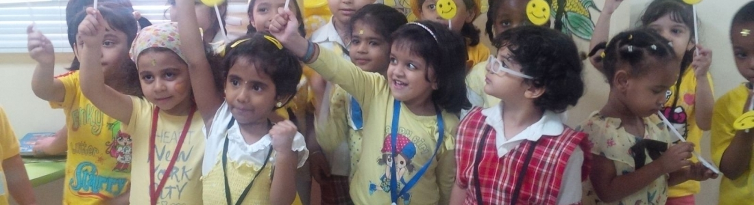 Foundation Stage Yellow Color Day