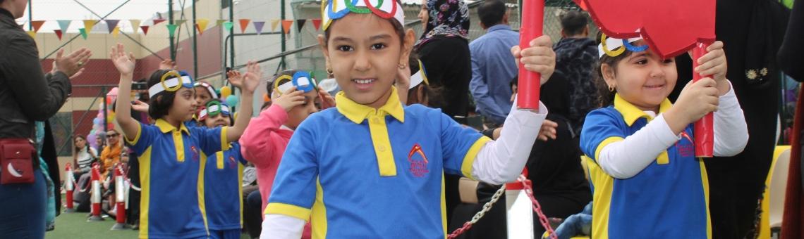 Kindergarten Annual Sports Festival (2018-19)