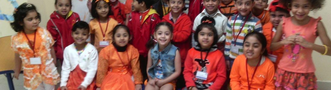 Orange Color Day