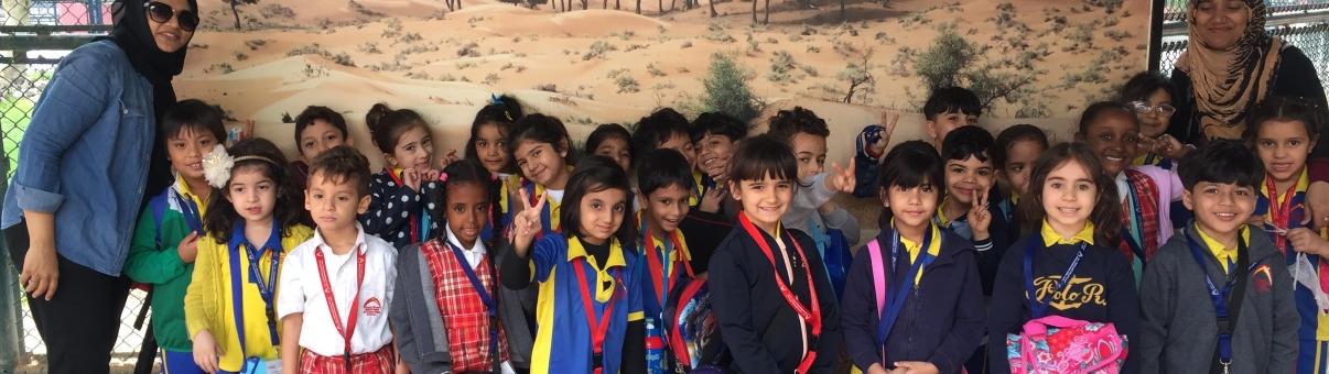 Kindergarten Field Trip – Sharjah Desert Park
