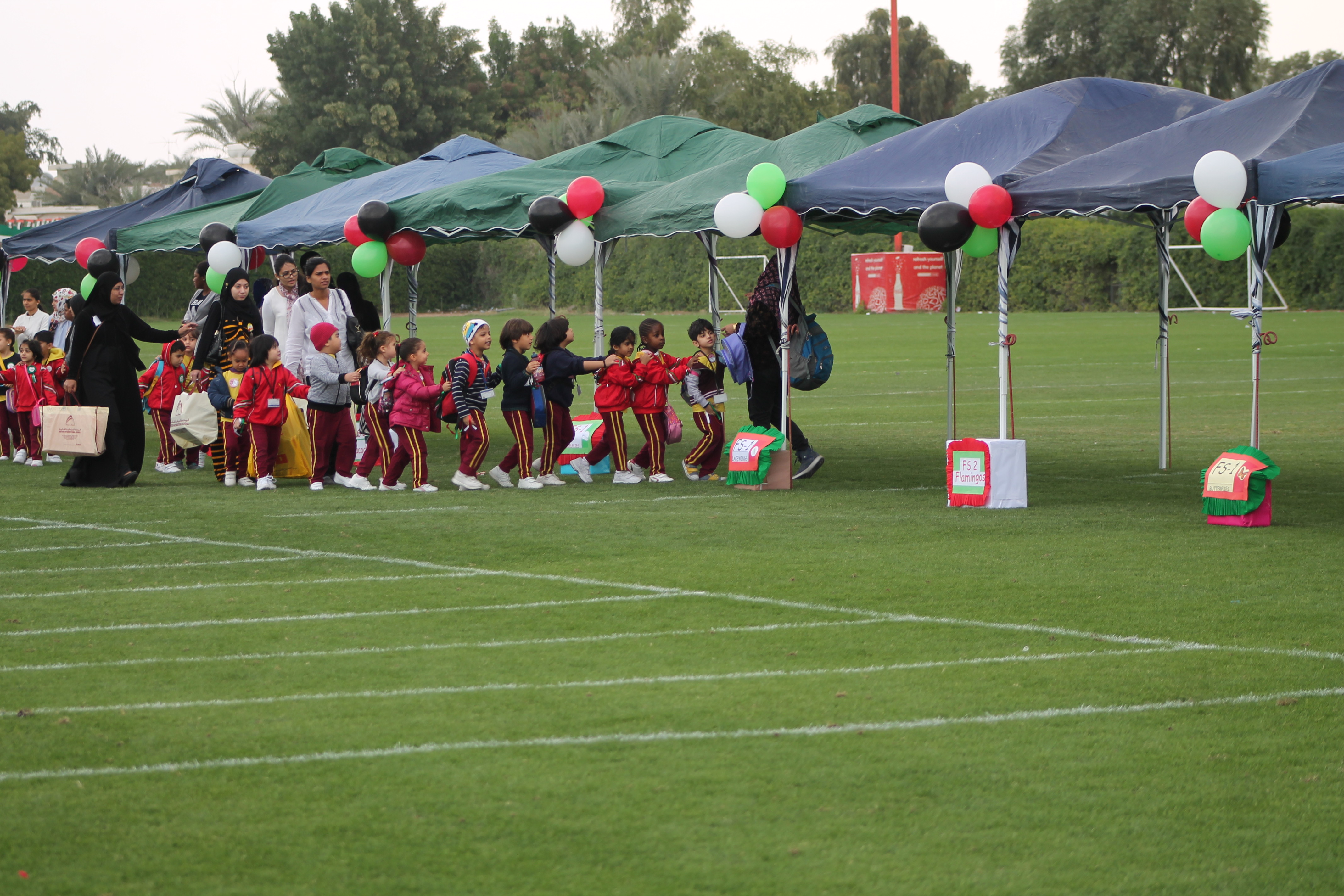 Foundation Stage Annual Sports Day (2015-16)